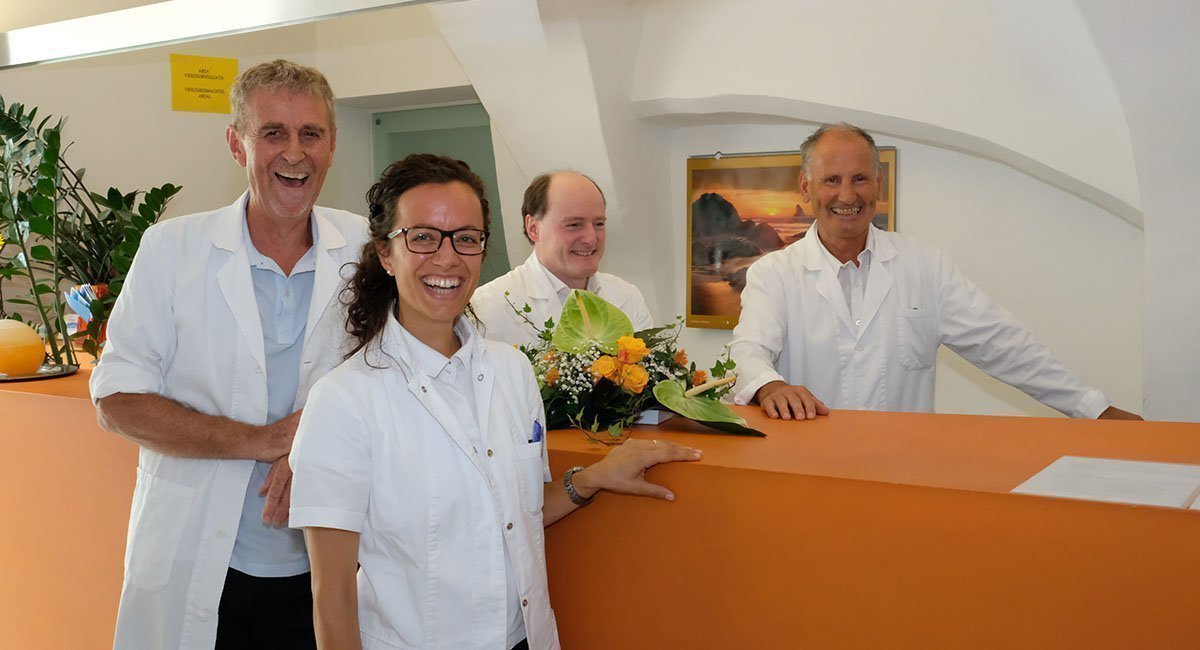 Praxis Brixen – Gemeinschaftspraxis für Allgemeinmedizin im Herzen von Brixen